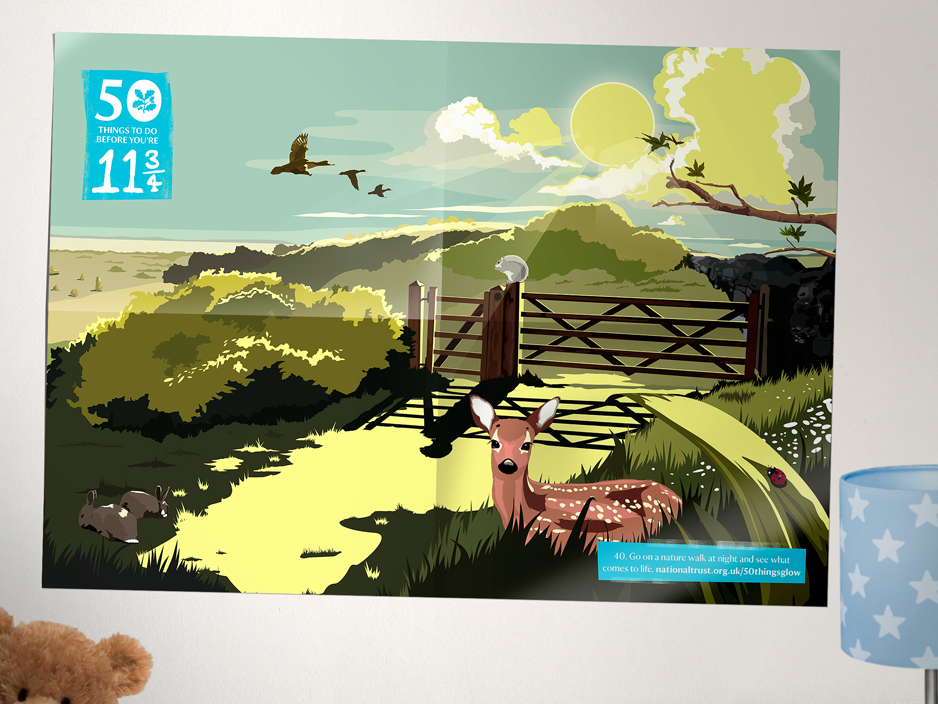 """Inspiration – Case Study on the """"Magical"""" National Trust Direct Mail Campaign"""