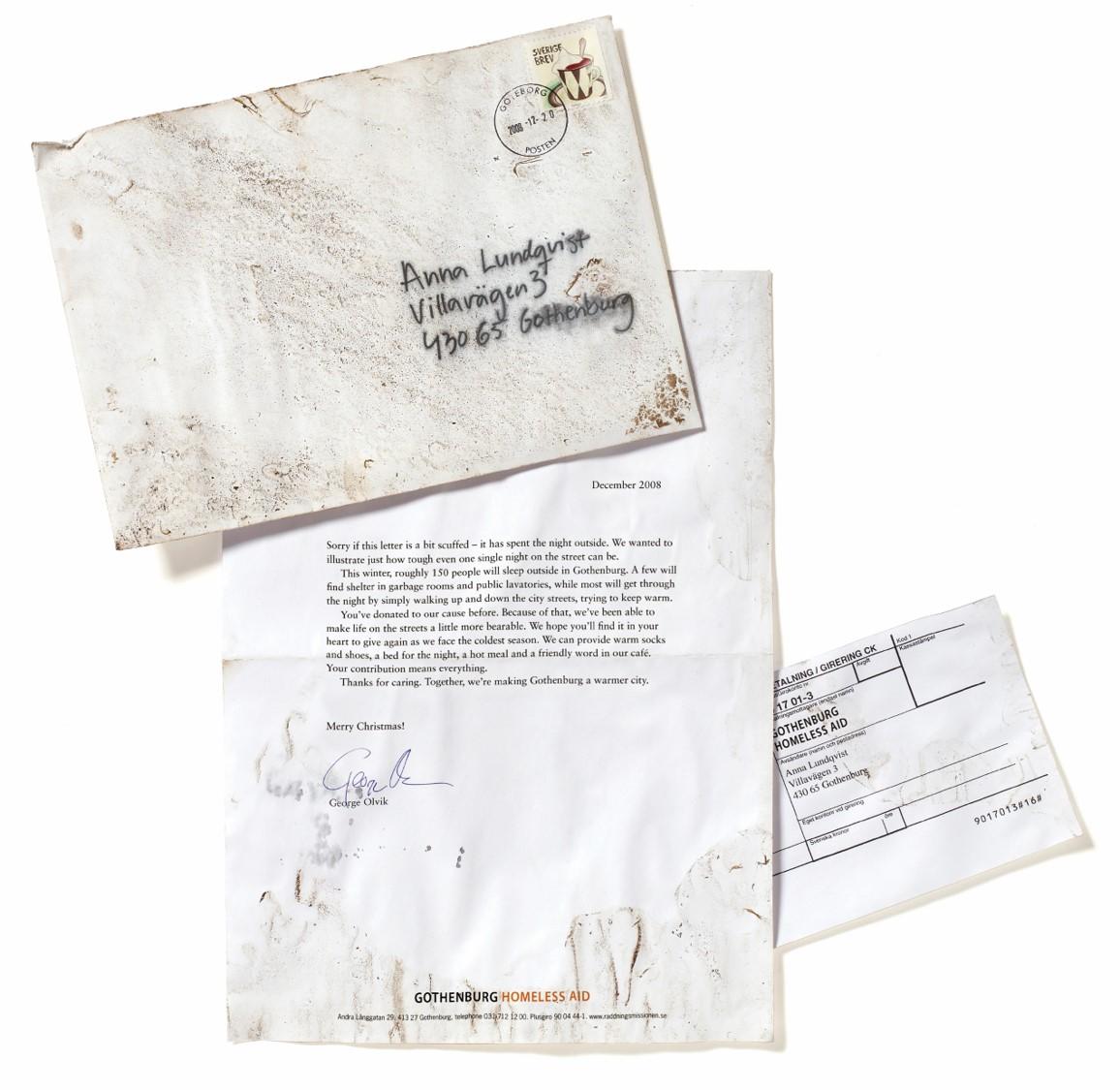 The Homeless Letter Full
