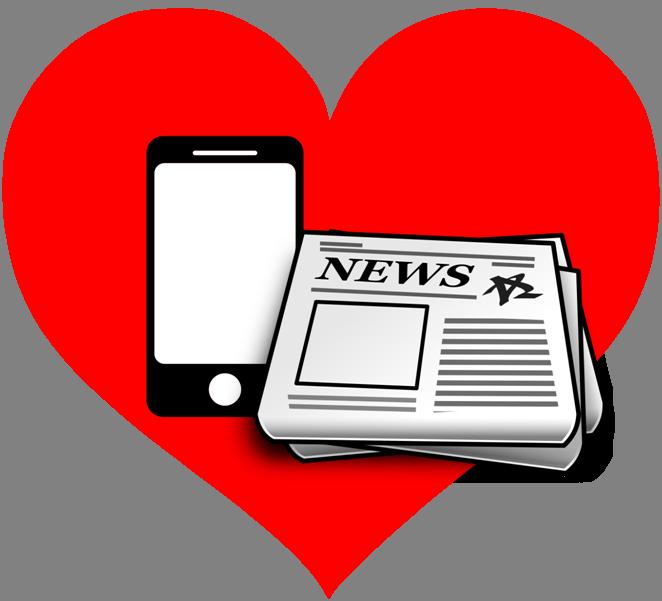 international print day heart