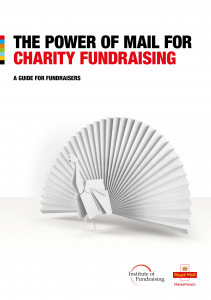 The power of mail for charity fundraising